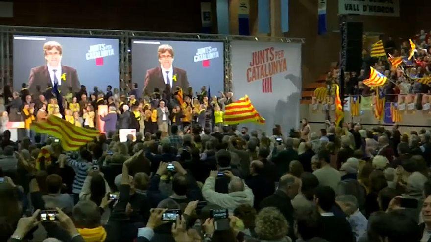 Voto in Catalogna: una campagna anomala
