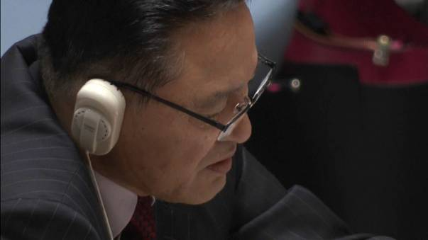 North Korea's UN Ambassador Ja Song Nam would not be browbeaten by the US