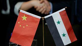 سوریه ورود نظامیان چینی به این کشور را تکذیب کرد