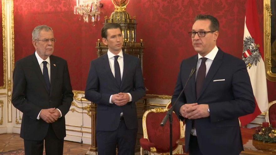 Exteriores, Interior y Defensa para la ultraderecha austriaca