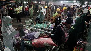 ثلاثة قتلى وسبعة جرحى ضحايا زلزال يضرب جزيرة جاوة الإندونيسية