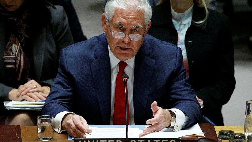 Tillerson: Kuzey Kore ABD ile müzakere hakkını kazanmalı