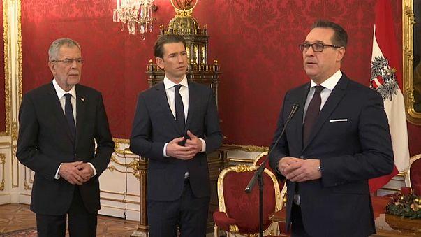 Austria: all'estrema destra gli esteri, la difesa e l'interno