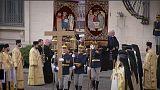 I funerali dell'ex Re di Romania, Michele I