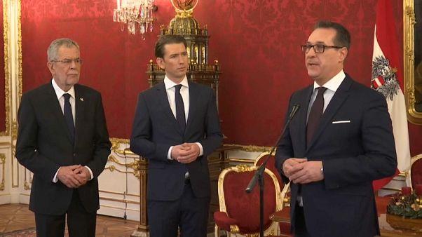 Österreich: Neue Regierung