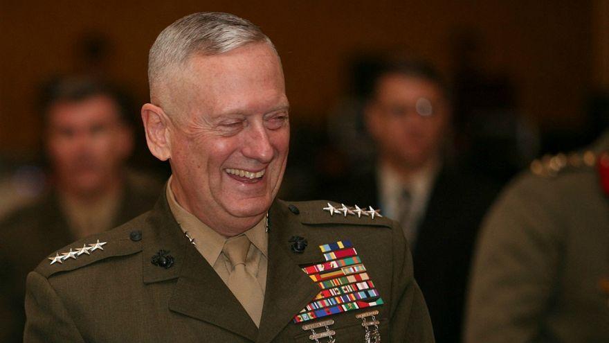 Gen. James Mattis at the Manama Dialogue