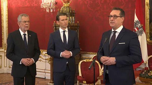 Αυστρία: Επιστροφή της ακροδεξιάς στην κυβέρνηση