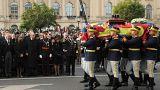 Romanya, eski kralını son yolculuğuna uğurladı