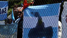 تراژدی زیردریایی گم شده؛ فرمانده نیروی دریایی آرژانتین اخراج شد