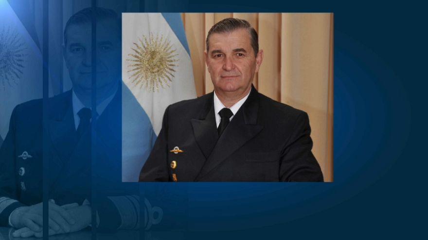 Destituido el jefe de la Armada argentina por la desaparición del San Juan