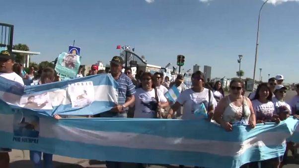 Argentinien: Marinechef Srur entlassen