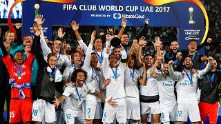 Le Real Madrid remporte le Mondial des Clubs