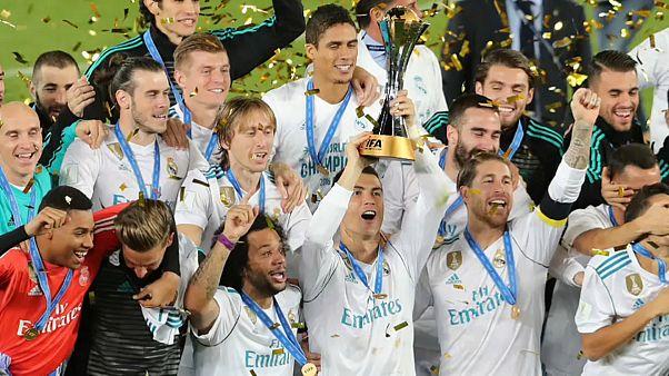 Real Madrid verteidigt Klub-Weltmeister-Titel - als erster Verein
