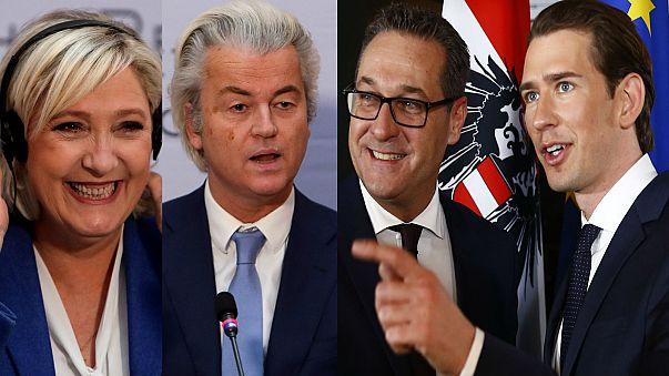 حزب مناهض للهجرة يصل الحكم في النمسا واليمين المتطرف الأوروبي يرحب