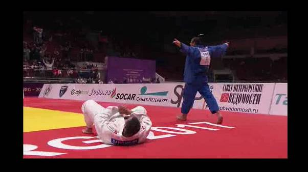 World Judo Masters: St. Petersburg