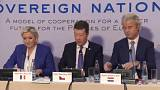Prag'ta aşırı sağcı liderler zirvesi