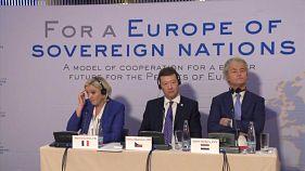 Los ultranacionalistas europeos abogan por el fin de la UE