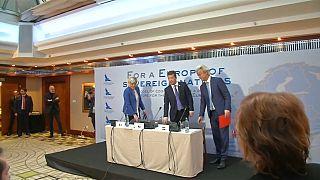 Ле Пен призвала ликвидировать ЕС