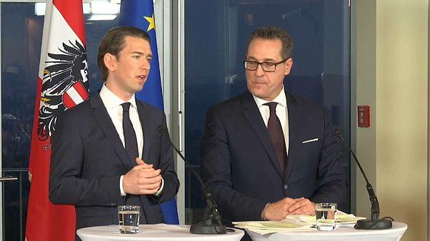 Inmigración y Unión Europea: ejes del nuevo Gobierno de Austria