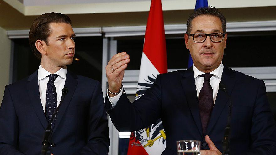 Coligação austríaca quer retirar poderes à UE
