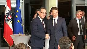 Austria coalition government to expand direct democracy and curb immigration
