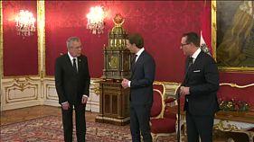 Avusturya'da aşırı sağ koalisyon ortağı