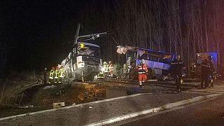 Γαλλία: Συνεχίζονται οι έρευνες για το τραγικό δυστύχημα