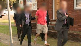 Australian police arrest man suspected of acting as economic agent for North Korea