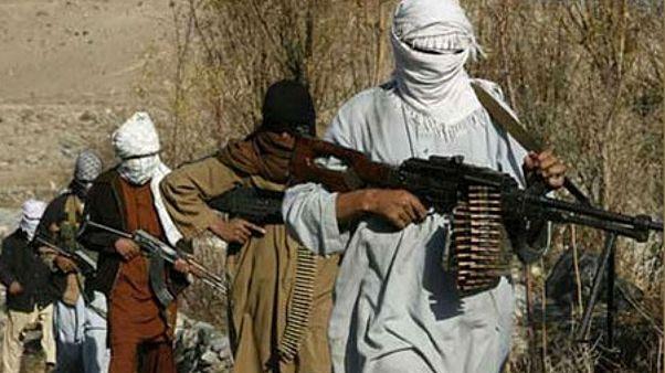 حملۀ طالبان به شهر لشکرگاه در ولایت هلمند