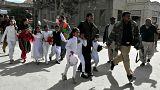 دستکم ۵ کشته در جریان حمله به کلیسایی در پاکستان؛ داعش مسئولیت این حمله را برعهده گرفت