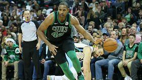Celtics regressam às vitórias em Memphis