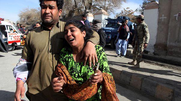 Attaque sanglante contre une église au Pakistan