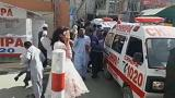Pakistan'da kiliseye intihar saldırısı