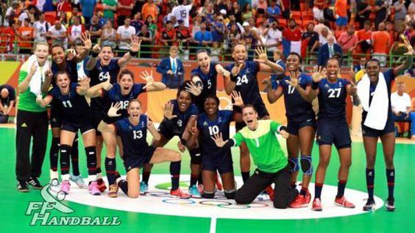فرنسا تدافع عن لقب ثاني في مونديال اليد سيدات