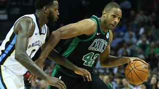 NBA: Celtics-Memphis maçı çekişmeli geçti