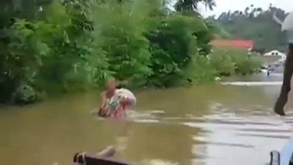 Gyilkos vihar csapott le a Fülöp-szigetekre