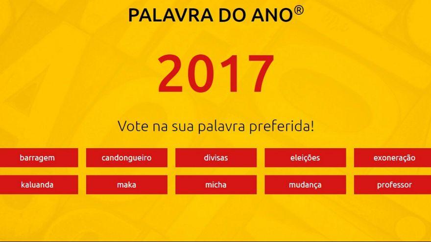 Eis as 10 finalistas angolanas para Palavra do Ano sugeridas pela Plural