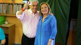 Sebastián Piñera, ganador de las presidenciales en Chile