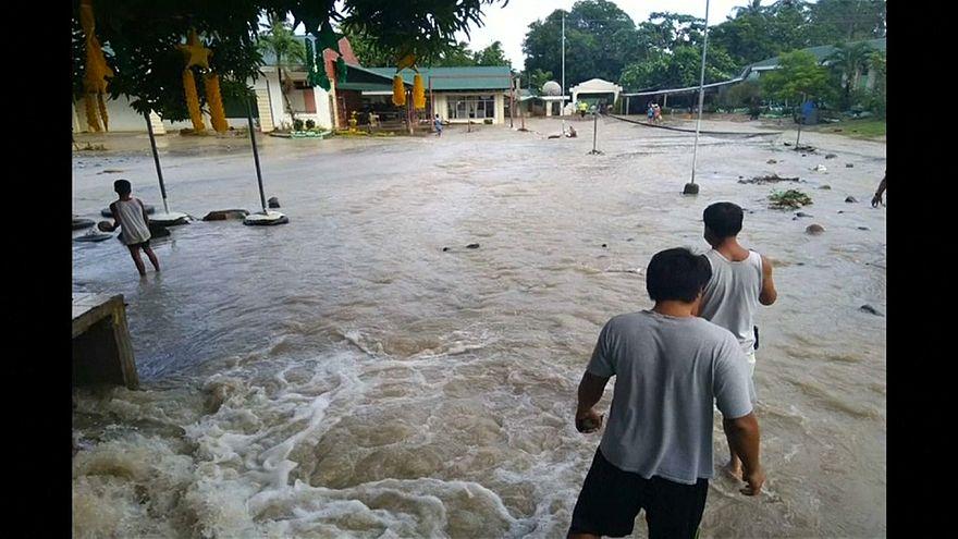 Филиппины во власти стихии