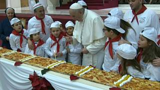 Pope 81st birthday