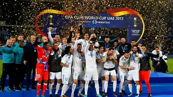 Újabb Real Madrid-, és Ronaldo-rekord