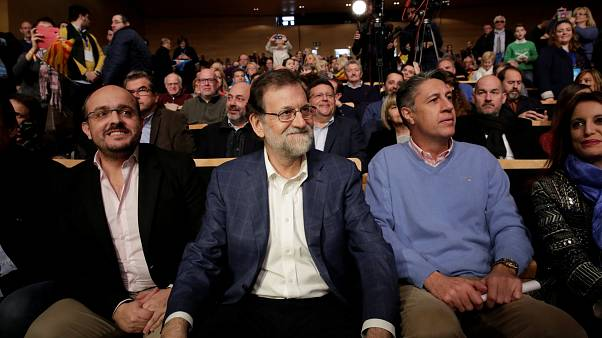 Spain's PM pushes for return to 'normality' in Catalonia