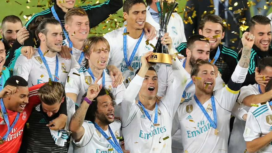 "Мадридский ""Реал"" - чемпион второй раз подряд"
