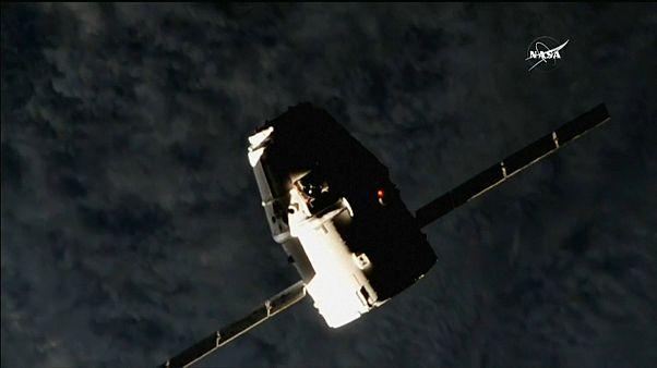 На МКС отправился новый экипаж