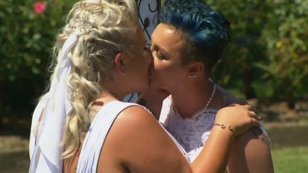 Premier mariage gay en Australie
