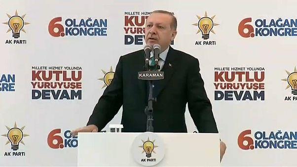 Erdoğan: Kudüs'te büyükelçilik açacağız