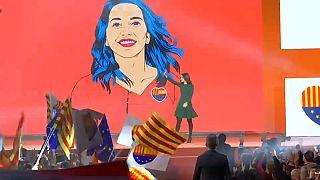 Katalonya'da partiler seçim öncesi son kozlarını oynuyor