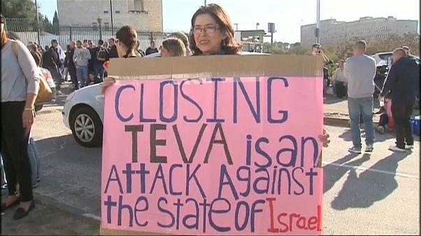 Весь Израиль - на защиту TEVA