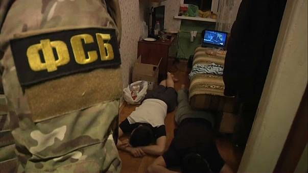 Russia's FSB arrests seven suspects acting on CIA tip-off