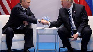 Casa Branca confirma partilha de informações com Moscovo